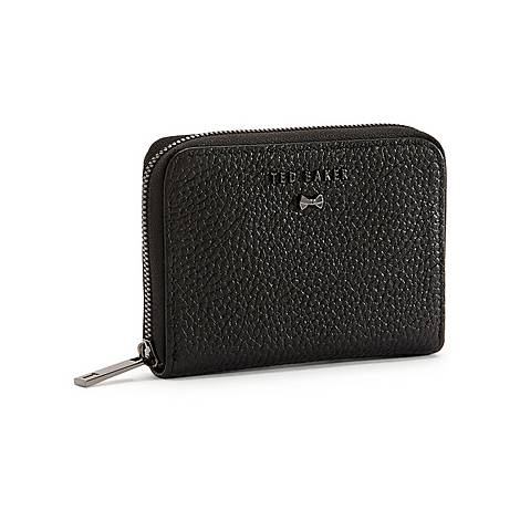 Illdey Zip Around Wallet Mini, ${color}