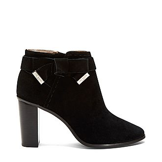 Anaedi Suede Ankle Boots