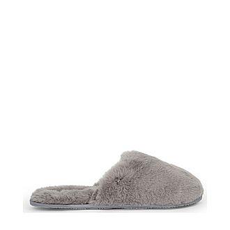 Phlufy Faux Fur Mule Slippers