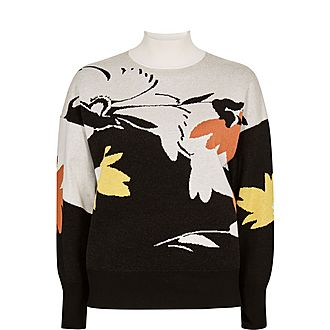 Msshel Savannah Polo Neck Sweater