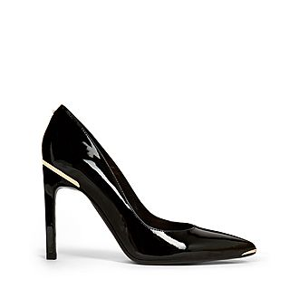 Melnil Patent Leather Courts