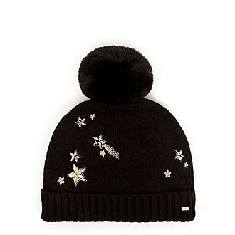 Viniy Star-Embellished Hat