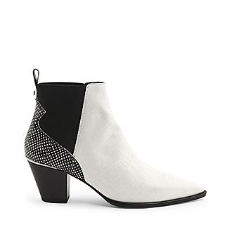Rilanic Western Leather Boots