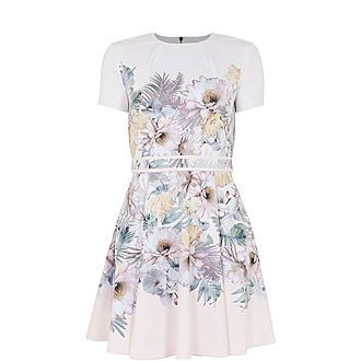 Haylinn Woodland Skater Dress