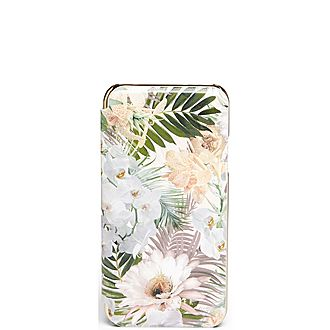 Hhelena Woodland iPhone X Mirror Case