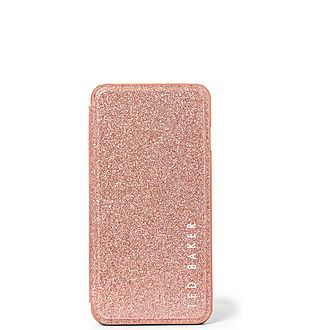 Lidaa Glitter iPhone Plus Case
