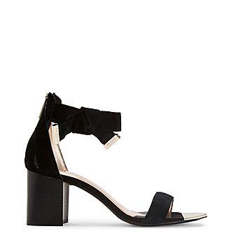Loopie Block Heeled Sandals