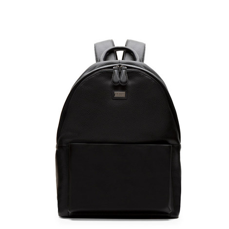 Panthr Leather Backpack, ${color}