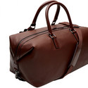Tiger Leather Holdall, ${color}