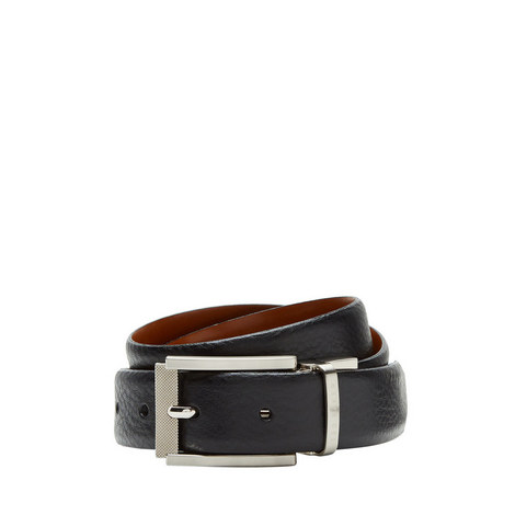 Reva Reversible Leather Belt, ${color}
