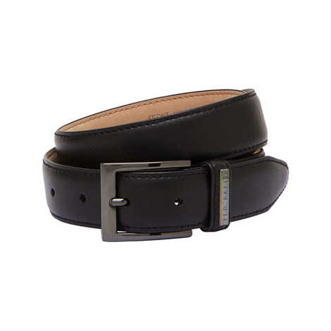 Lizwiz Leather Belt, ${color}