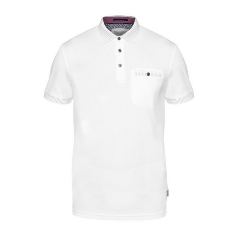 Rickee Knit Collar Polo Shirt, ${color}
