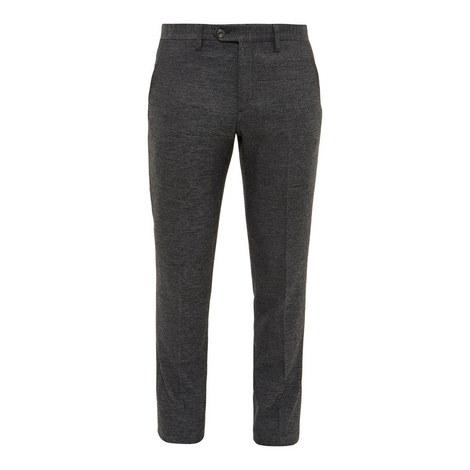 Porttro Wool Suit Trousers, ${color}