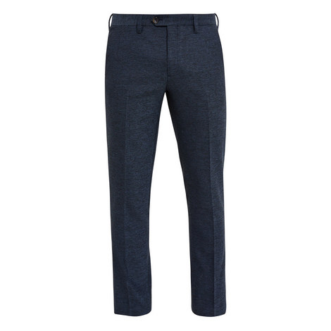 Porttro Wool Suit Trousers, ${color}
