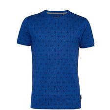 Mitchal Geo-Print T-Shirt