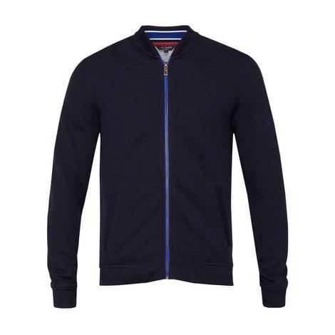 Clive Jersey Bomber Jacket, ${color}