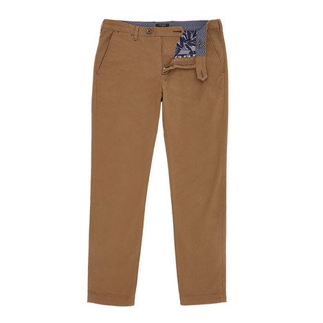 Procor Slim Fit Chinos, ${color}