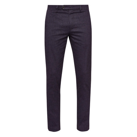 Lapaz Crosshatch Trousers, ${color}