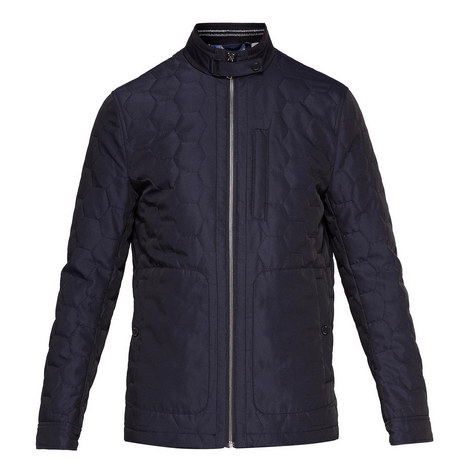 Dalway Quilted Zip-Through Jacket, ${color}