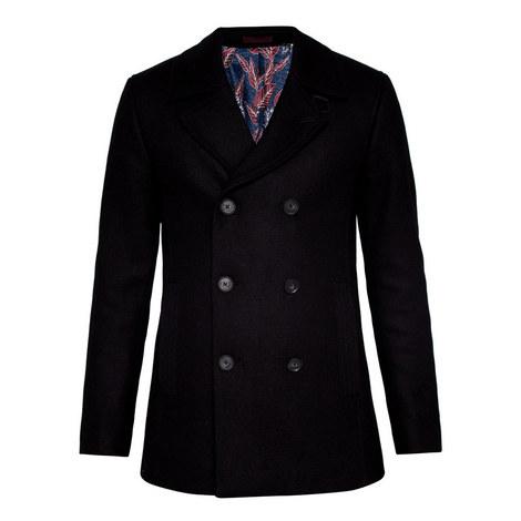 Zachary Wool Pea Coat, ${color}