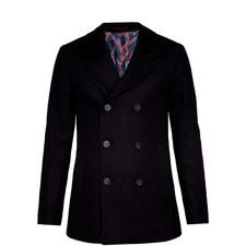 Zachary Wool Pea Coat