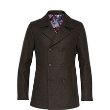 Zachary Wool Pea Coat