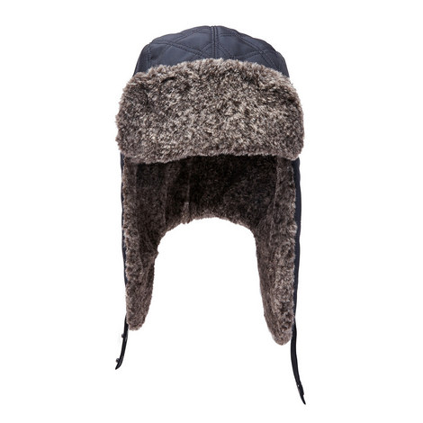 TED BAKER Beardy Faux Fur Trapper Hat d9acb528fb1