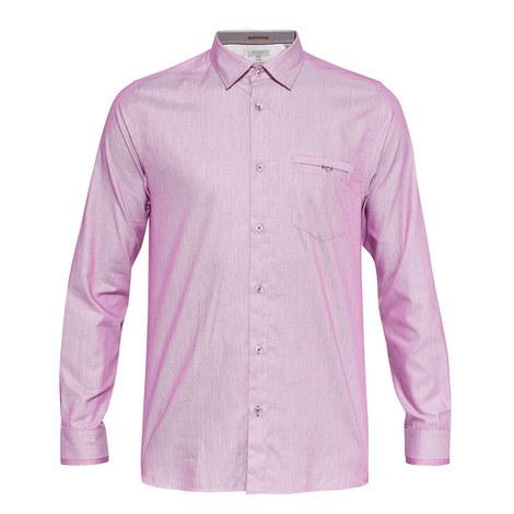 Ifel Semi-Plain Shirt, ${color}