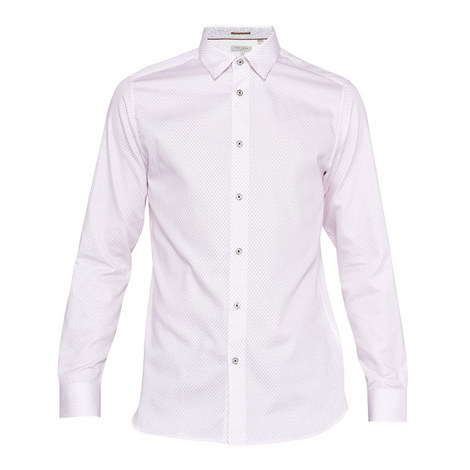 Senne Geo Print Shirt, ${color}