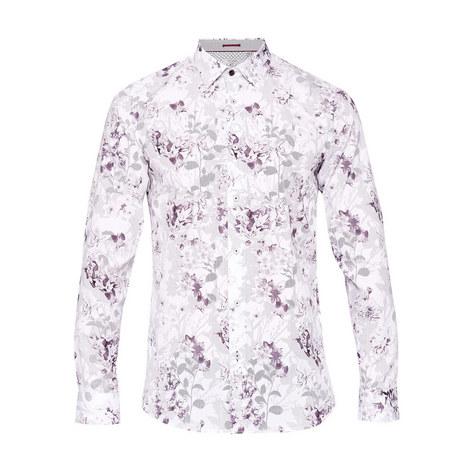 Konkord Floral Cotton Shirt, ${color}