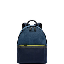 Zirabi Two-Tone Backpack