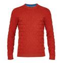 Matcha Triangular Weave Knit, ${color}