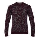 Gelato Jacquard Wool Sweater, ${color}