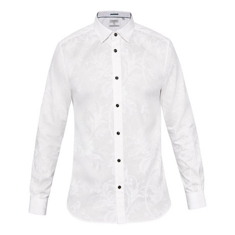 Tulls Printed Modern Fit Shirt, ${color}
