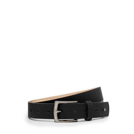 Nettle Notch Leather Belt, ${color}