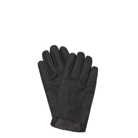 Mohawk Texture Nylon Gloves, ${color}