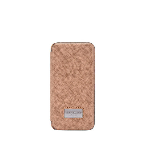 Carva iPhone 6/6s/7 Flip Case, ${color}