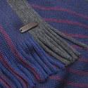 Elmm Raschel Wool Scarf, ${color}