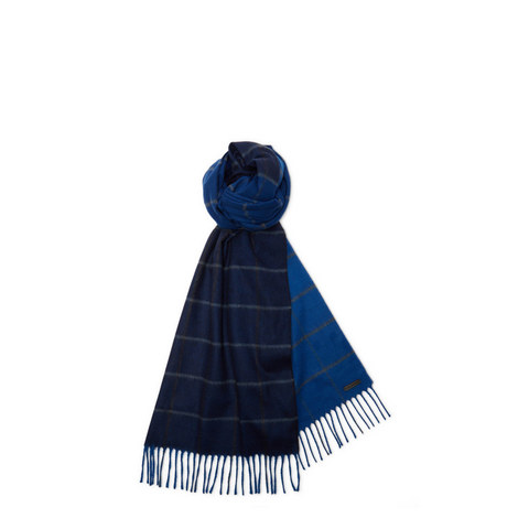 Hemlock Window Pane Check Scarf, ${color}
