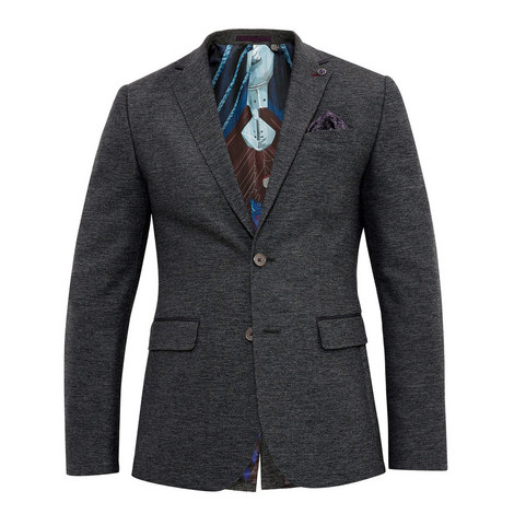 Finland Textured Blazer, ${color}