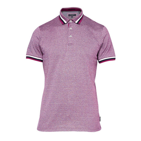 Bates Mouline Polo Shirt, ${color}