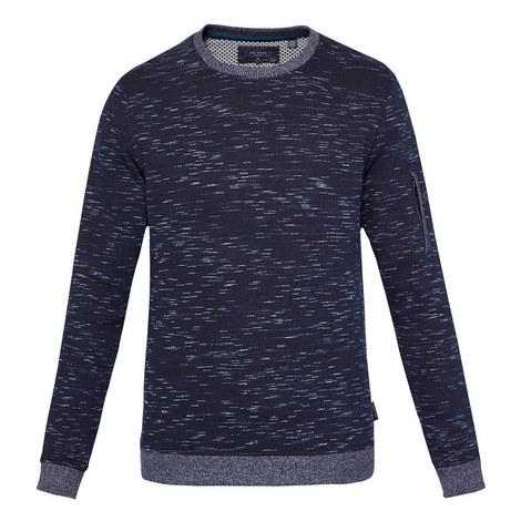 Bepay Crew Neck Sweatshirt, ${color}