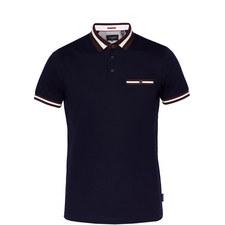Beeril Stripe Collar Polo Shirt