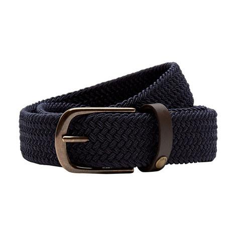 Leonard Elastic Marl Belt, ${color}