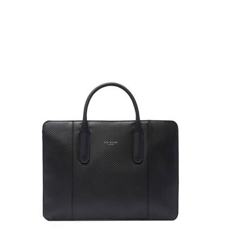 Montan Leather Document Bag, ${color}