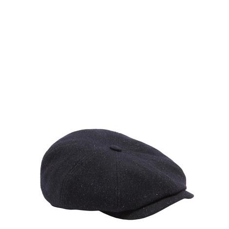 Wool Baker Boy Cap, ${color}