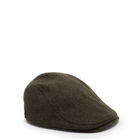 Cork Wool Flat Cap, ${color}