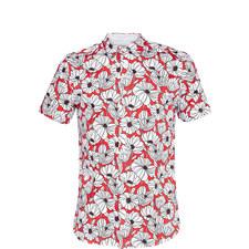 Marka Floral Print Shirt