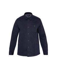 Keebord Ls Brushed Shirt