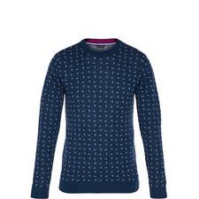 Crazy Jacquard Sweater